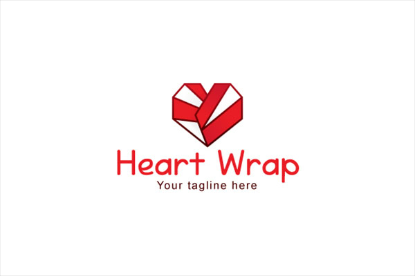 Heart Wrap Logo
