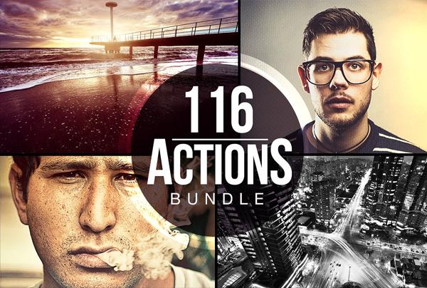 Best Photoshop Actions Bundle