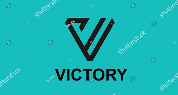 Business Victory Logo Design