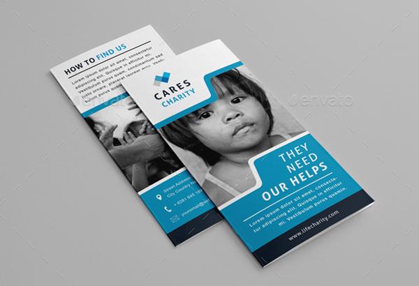 Cares Non Profit Brochure Templates