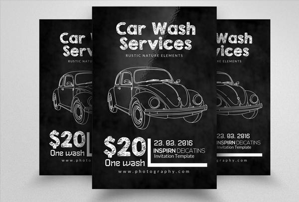 46 car wash flyer templates free premium psd vector downloads