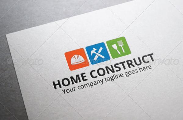 Home Construct Company Logo
