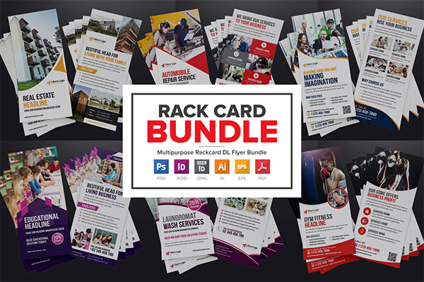 Rackcard DL Flyer Bundle