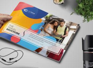Travel Agency Brochure Templates