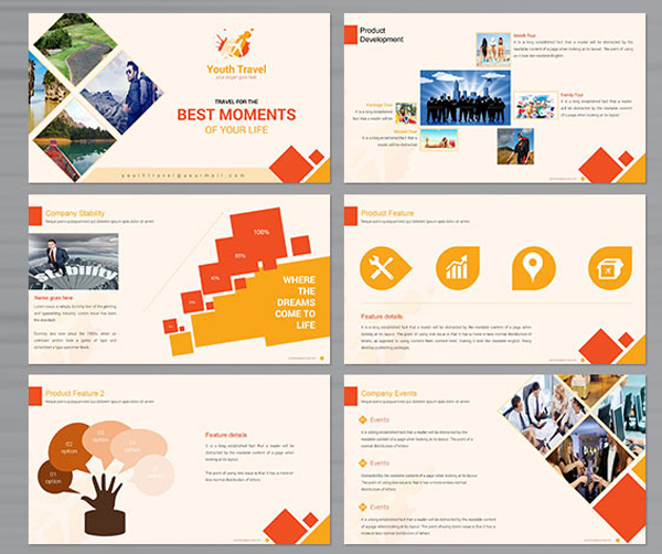 35+ Travel Agency PowerPoint Templates