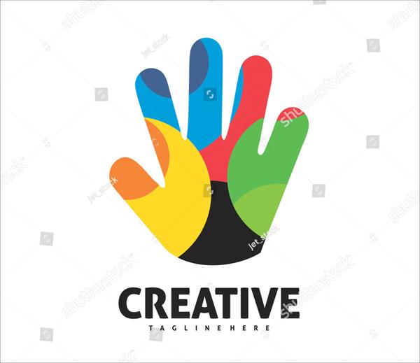 Creative Colorful Logo Template