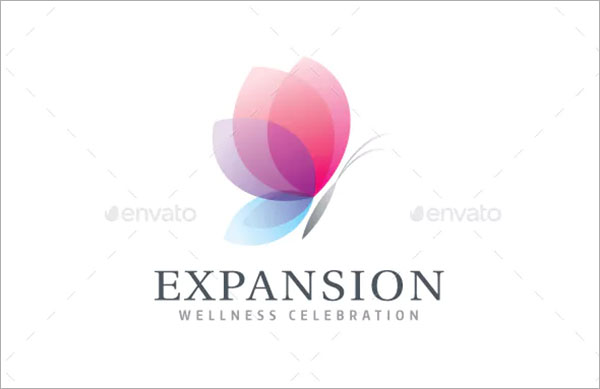 Expansion Butterfly Logo