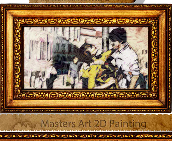 Masters Art 2D Painting