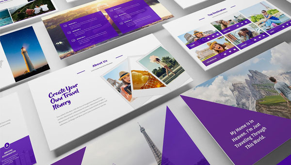 35 Travel Agency Powerpoint Templates Free Premium Downloads