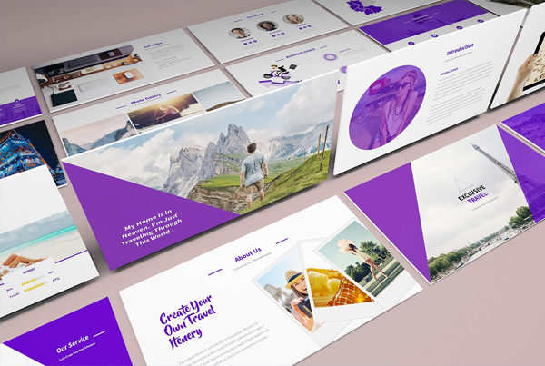 Travel Agency PowerPoint Presentation Template