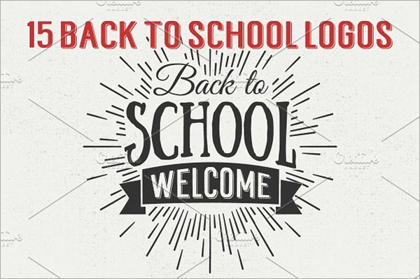 15 Back to School Logos Template