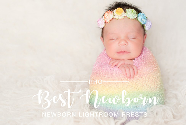 Best Newborn Photoshop Action