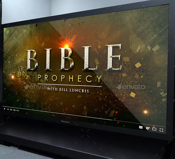 Bible YouTube Video Thumbnail Template