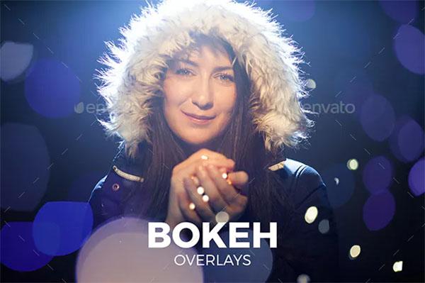 Bokeh Overlays Photo Image