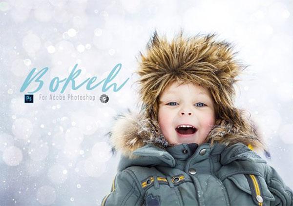 Bokeh & Sparkle Overlays