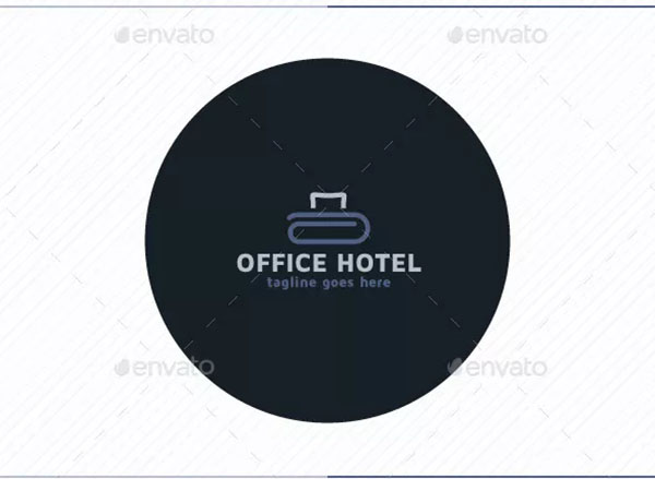 Business Hotel Logo