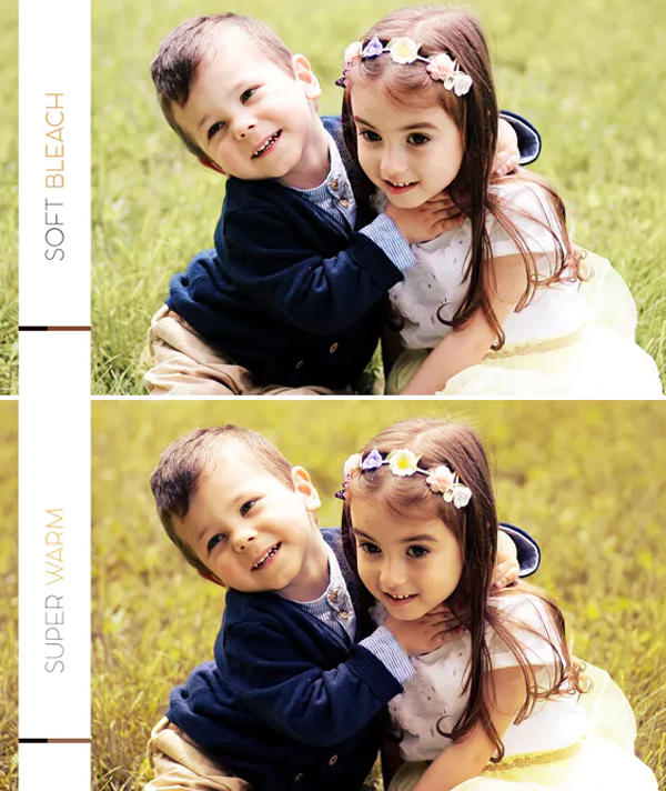 Color Play Photoshop Actions
