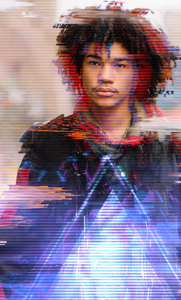Create Advanced Glitch Photoshop Action