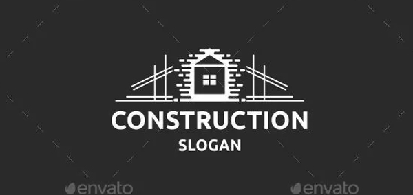 Creative Construction Logo Template