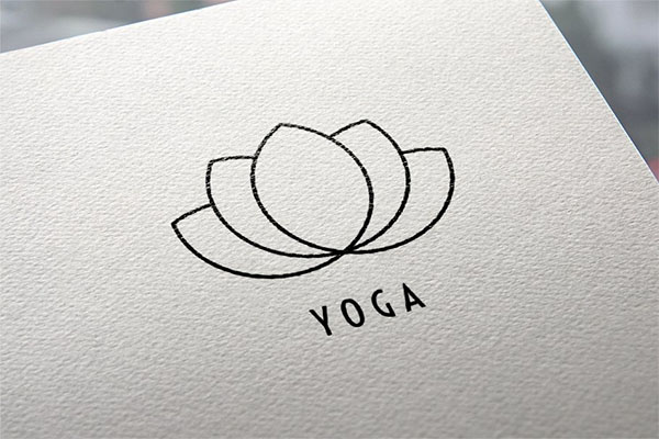 Creative Yoga Logo Design