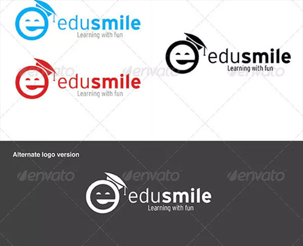 Education Logo Template Design