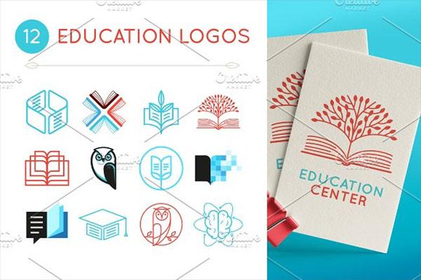 Education Logos Template