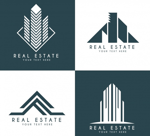Free Modern Design Construction Logo