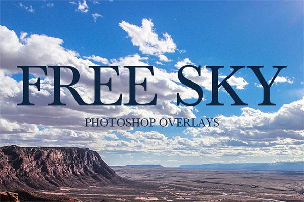 Free Photoshop Sky Overlays