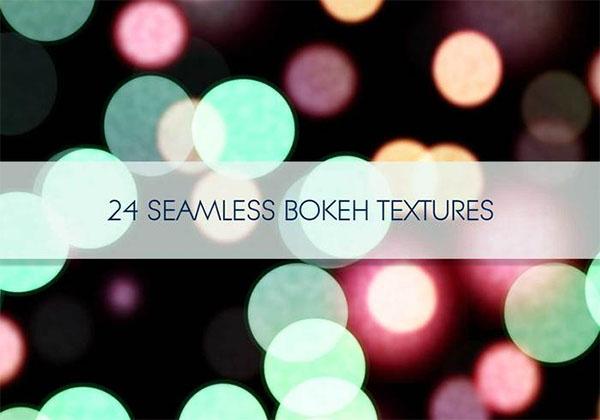 Free Seamless Bokeh Textures