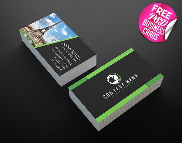 Free Studio Business Cards Bundle