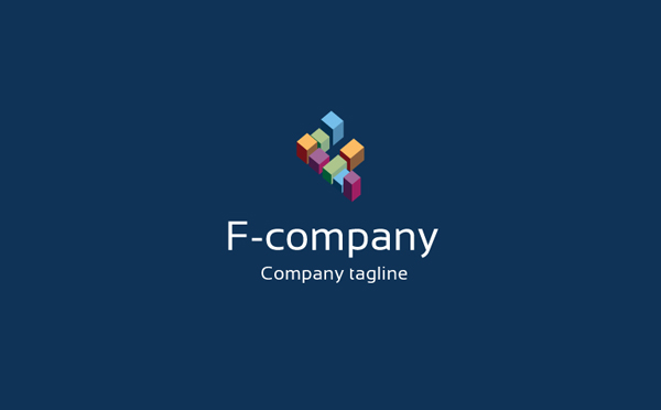 Fully Editable Construction Company Logo