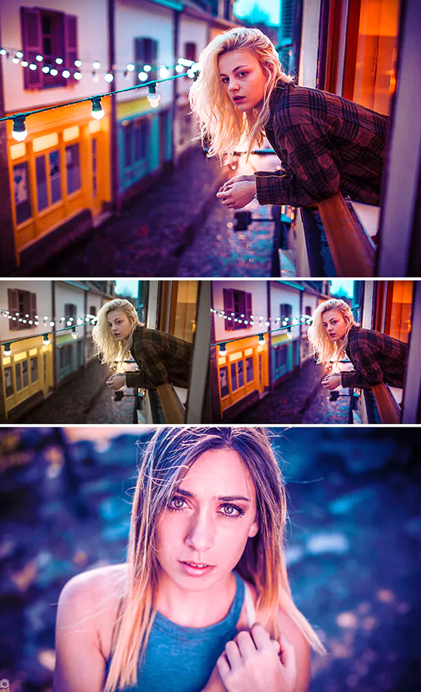 Instalight Photoshop Action and Special Lighting Effects for Instagram Photos