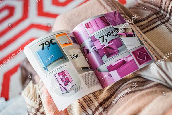 Interior Furniture Vector Catalogue