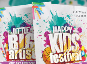 Kids Festival Flyer Templates