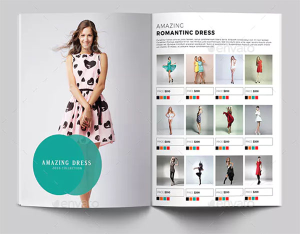 Minimal Fashion Catalog Product
