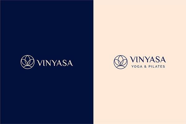 Minimal Yoga Logo Template