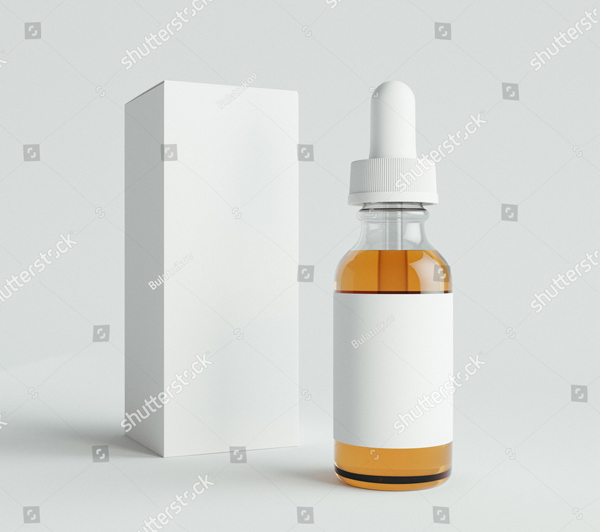 Mockup of Vape Mottle Mock-up