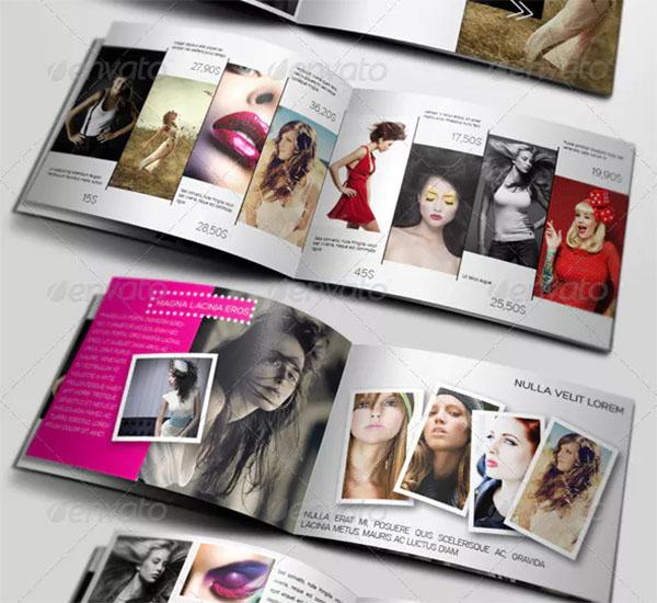 PSD Fashion Product Catalog