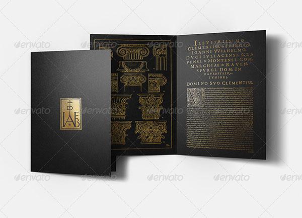 Print Invitation & Greeting Card Mockup Pack