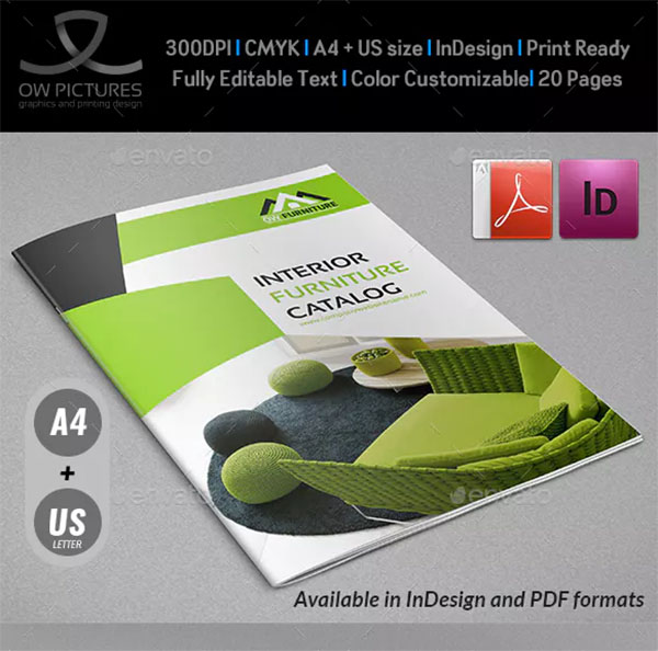 Products Catalogs Brochure