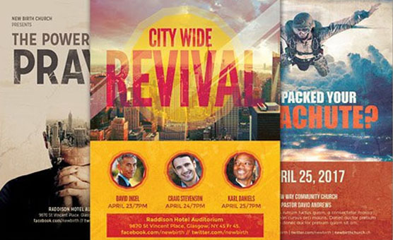 49 Revival Flyer Templates Free Premium Psd Png Pdf Downloads