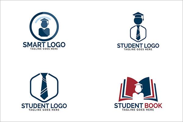 School Logo Set