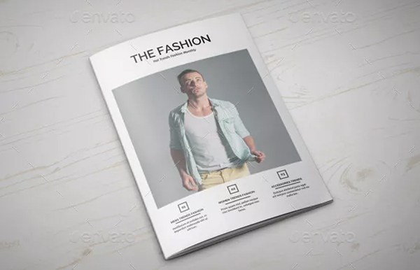 Simple Men Fashion Magazine