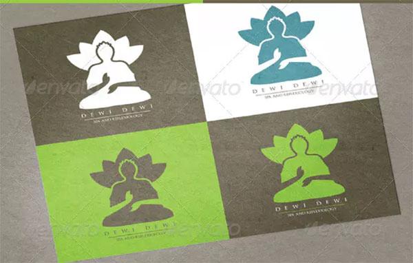 Spa and Yoga Logo