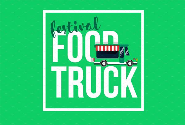 Street Food Fest Flyer