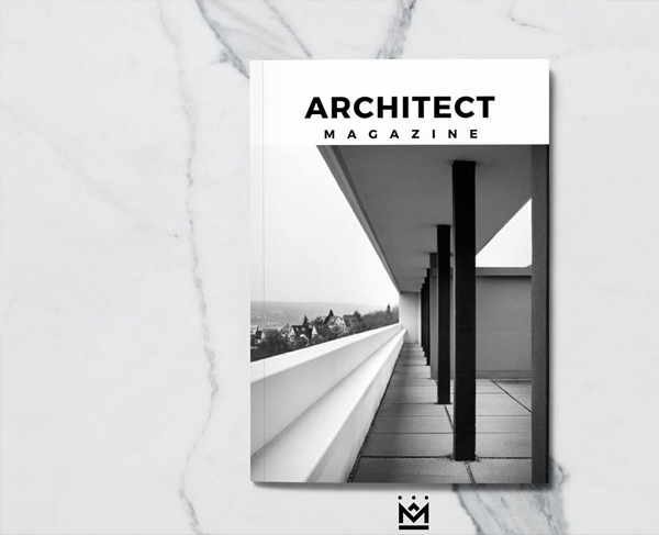 Architect Magazine Template