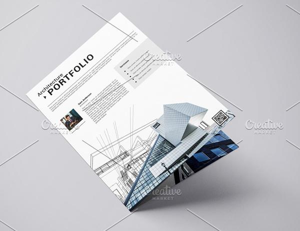 Architectural Portfolio Brochure