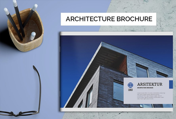 Architecture Brochure and Magazine Template
