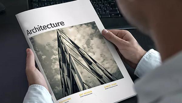 Architecture Magazine Templates