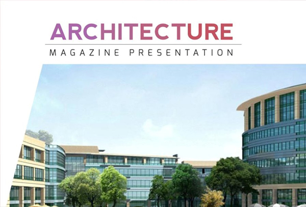Architecture Magazine and Keynote